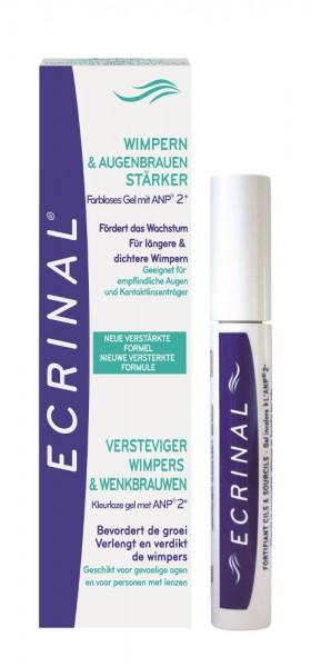 Ecrinal - Winpern- udn Augenbrauen- Stärker 8ml