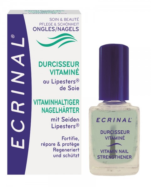 Ecrinal - Nagelhärter mit Lipester 10ml