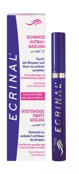Ecrinal - Aufbau Mascara Schwarz 8ml