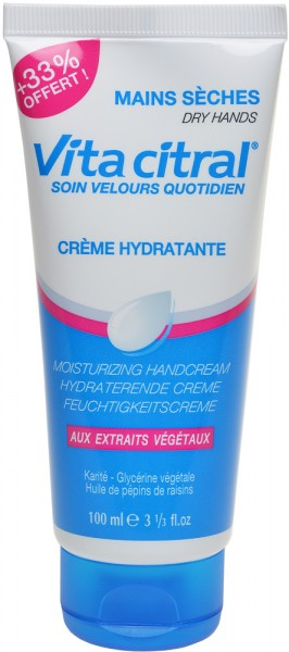Vita Citral -Velours Handcreme 100ml