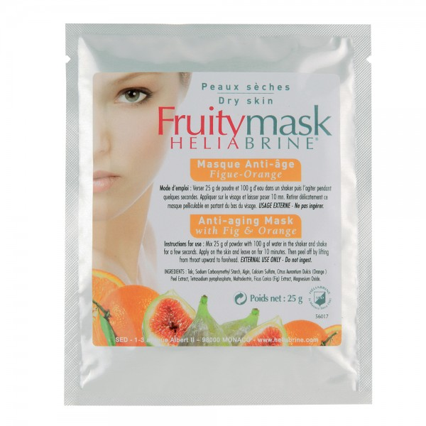 Heliabrine - Fruity Masks - Feige und Orange