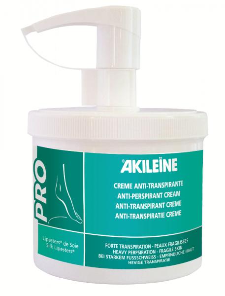 Akileine - Anti-Transpirant Creme 500ml