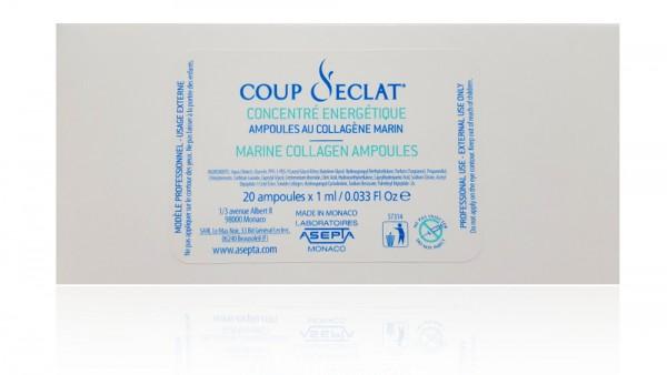 Coup d´Eclat - Collagen Ampullen 20x1ml